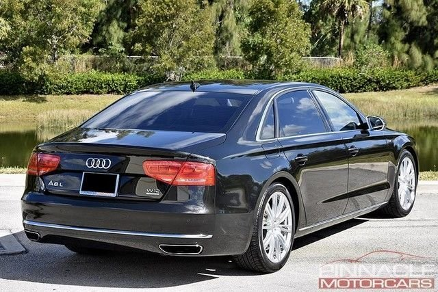Audi Dealership Near Me >> 2012 Audi A8 L W12 for sale #81603 | MCG