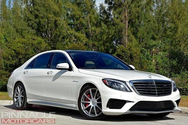 2015 mercedes benz s class s 63 amg for sale 81628 mcg. Black Bedroom Furniture Sets. Home Design Ideas