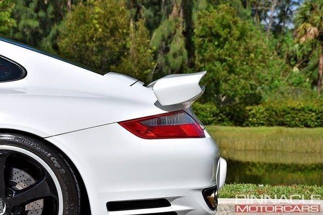 2007 Porsche 911 Turbo Techart For Sale 81638 Mcg