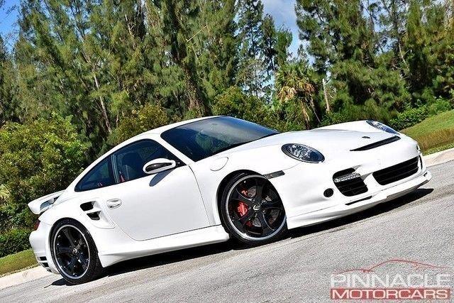 2007 Porsche 911 Pinnacle Motorcars