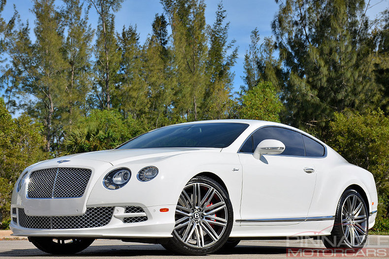 2015 Bentley Continental GT Speed for sale #81605 | MCG
