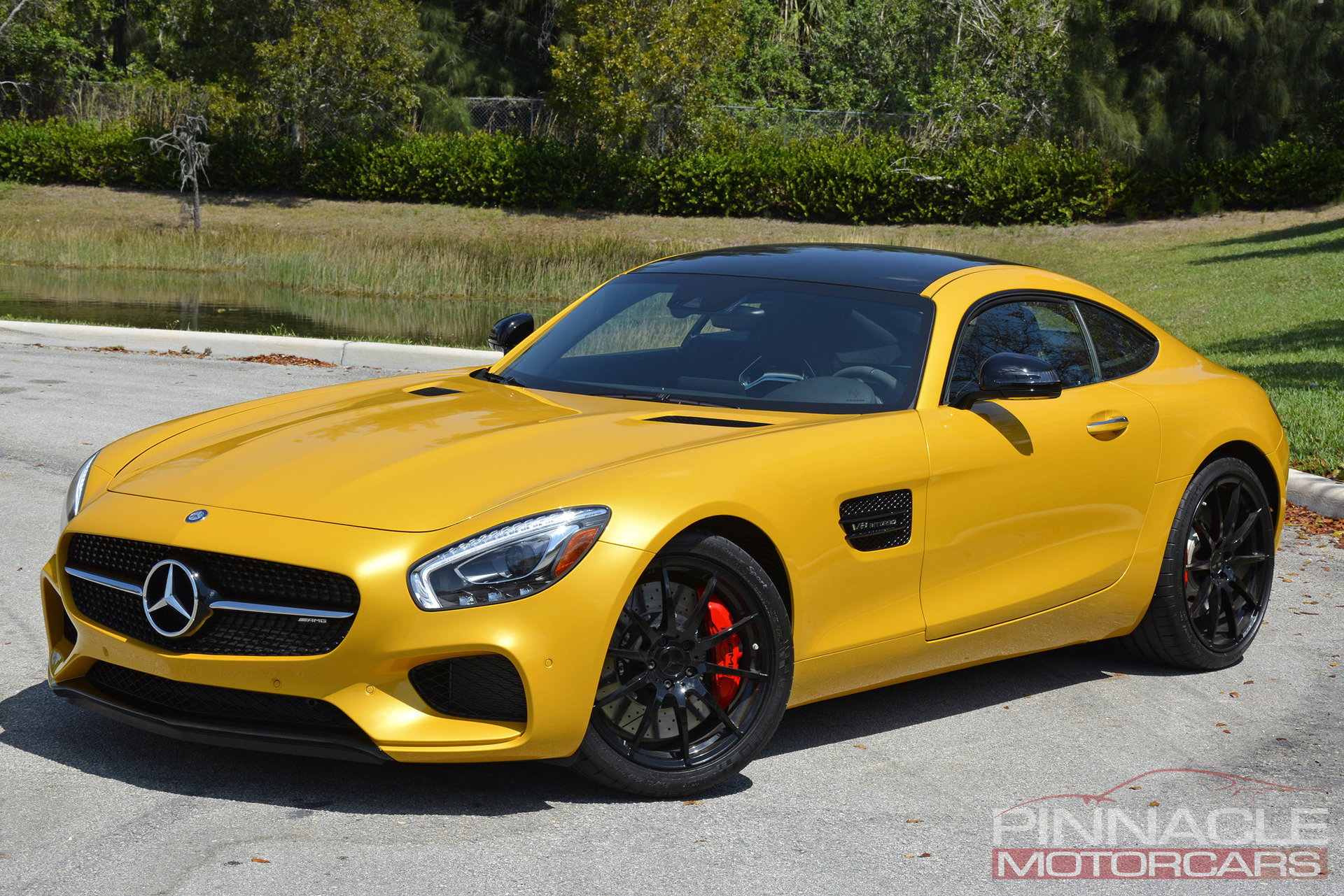 2016 mercedes benz amg gt s for sale 85569 mcg. Black Bedroom Furniture Sets. Home Design Ideas