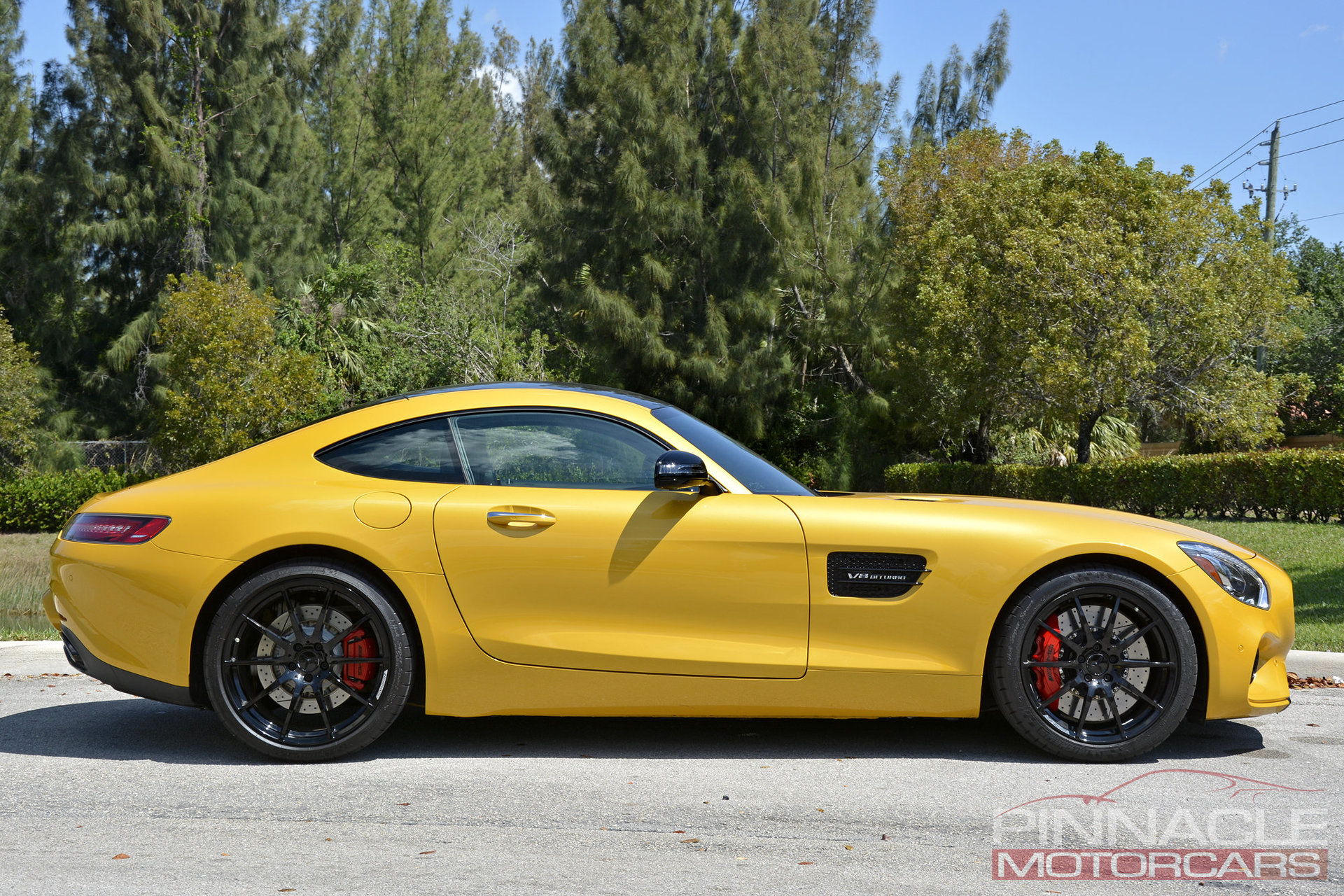2016 Mercedes-Benz AMG GT-S for sale #85569 | MCG