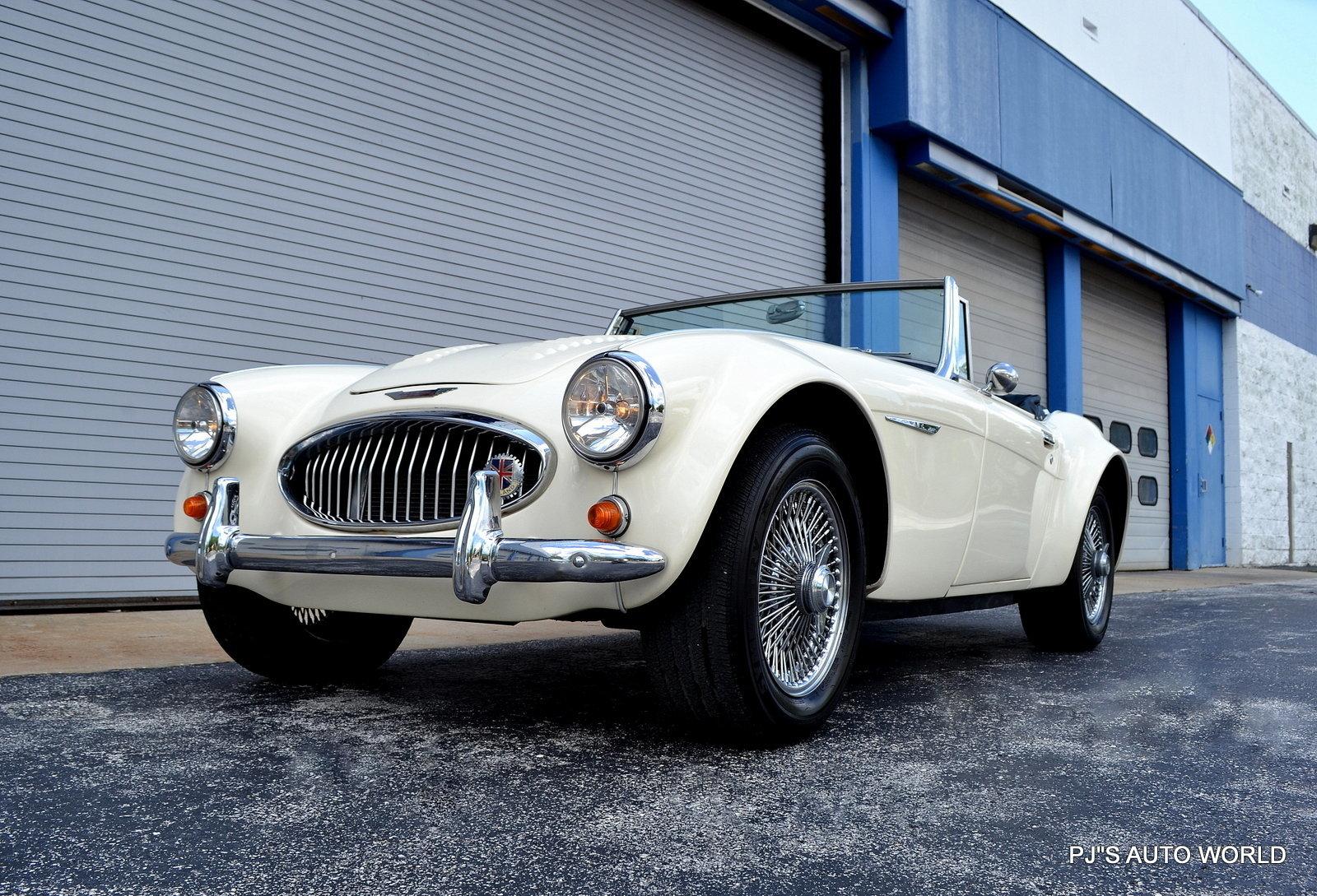 1962 Austin Healey 3000 Pj S Auto World Classic Cars For