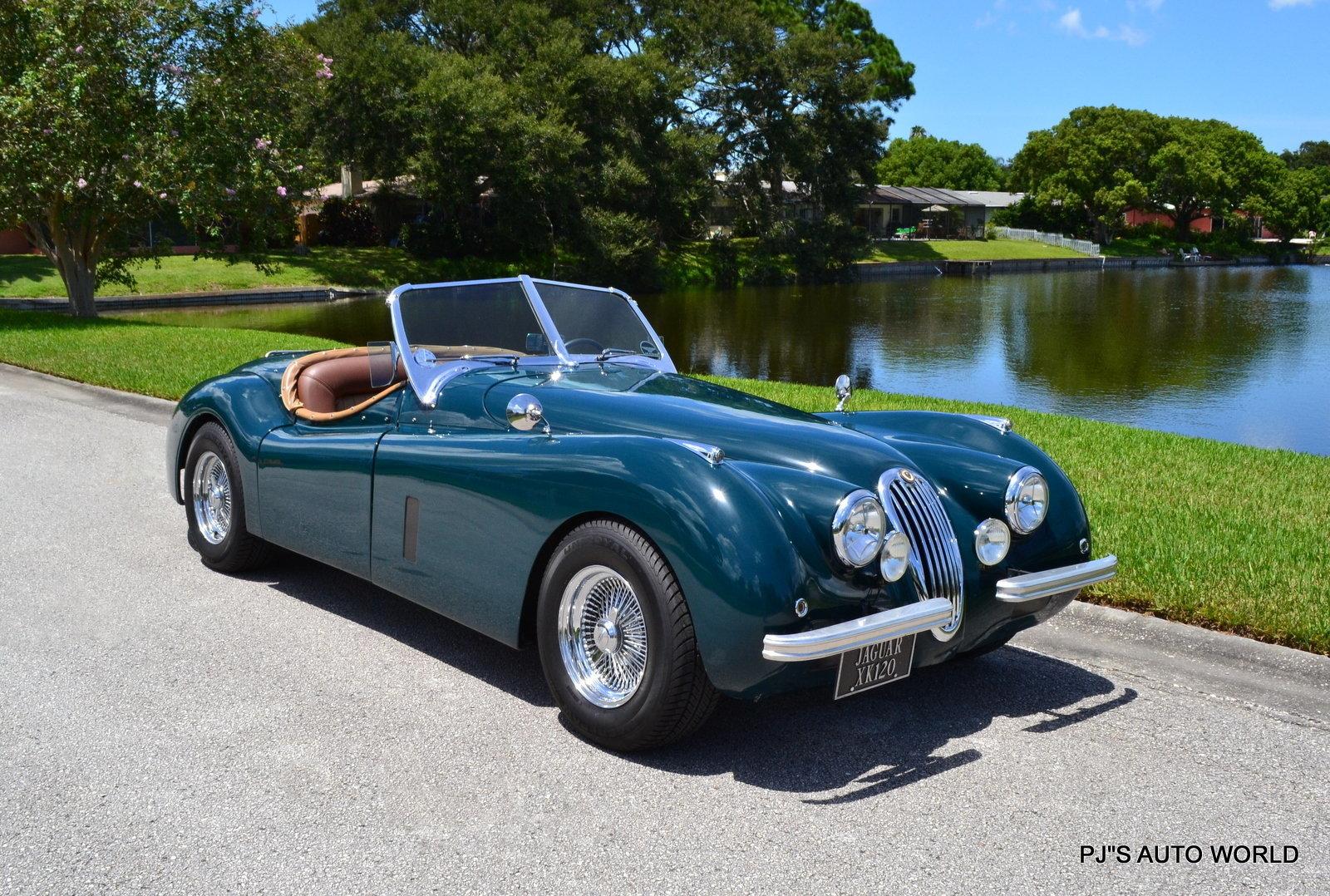 1952 Jaguar Xk120 Pj S Auto World Classic Cars For Sale