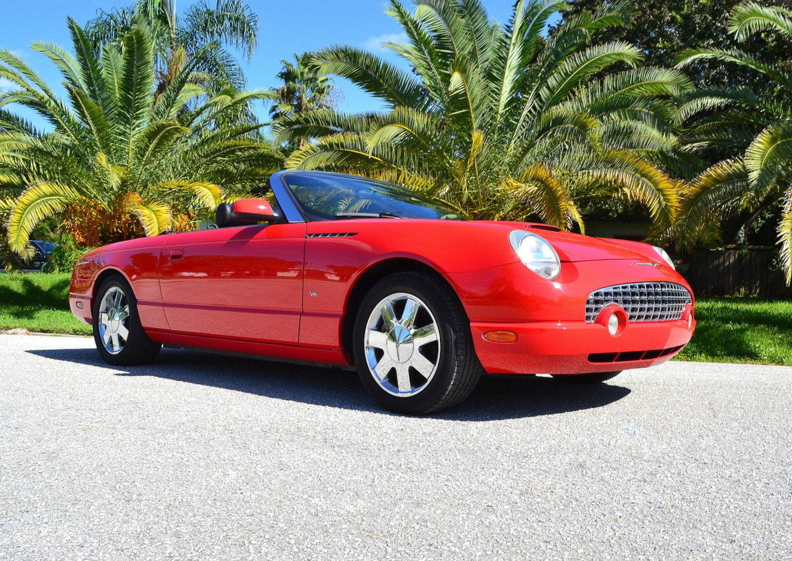 ... For Sale 2003 Ford Thunderbird ...