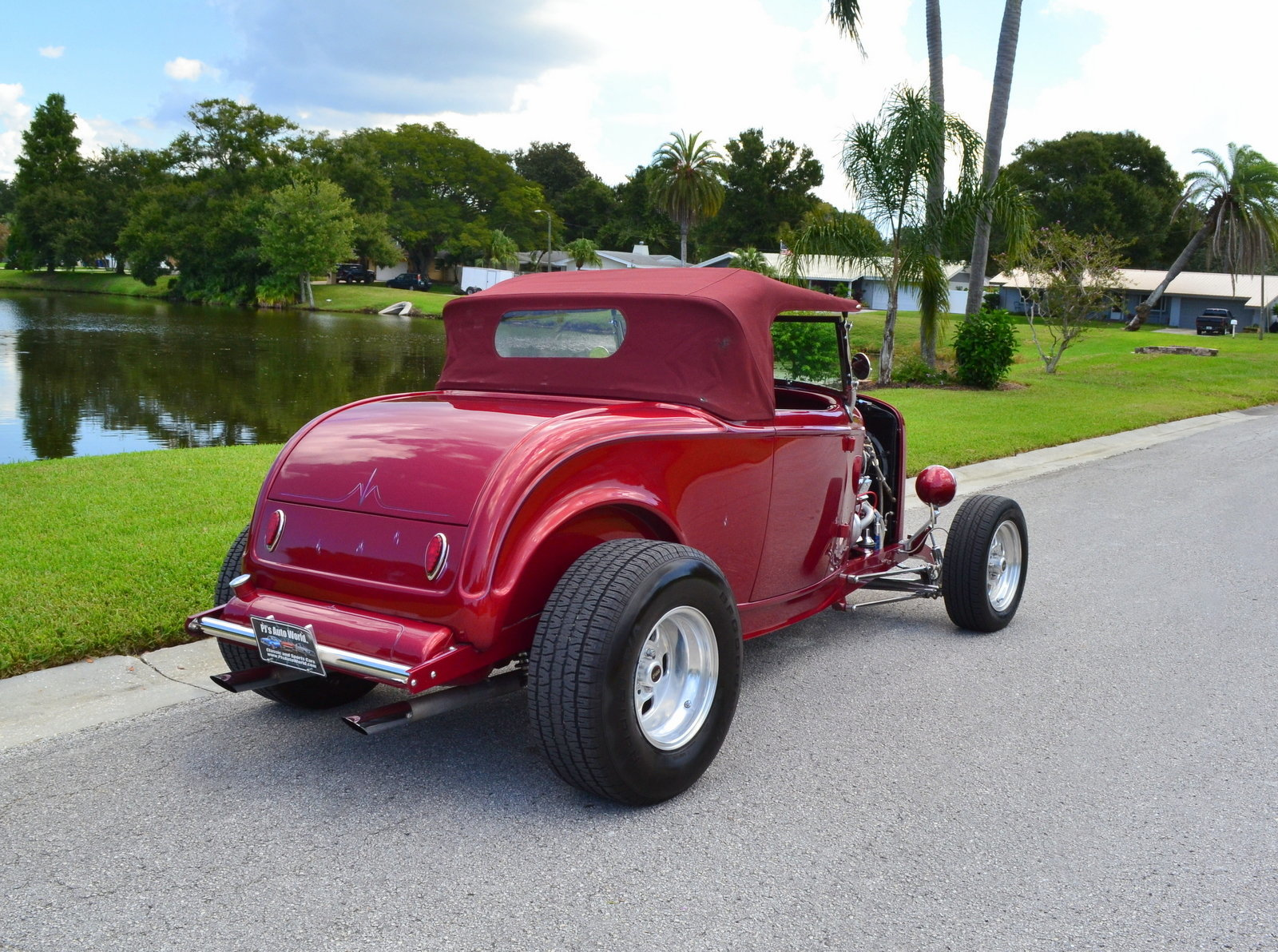 1932 Ford Roadster For Sale 101541 Mcg