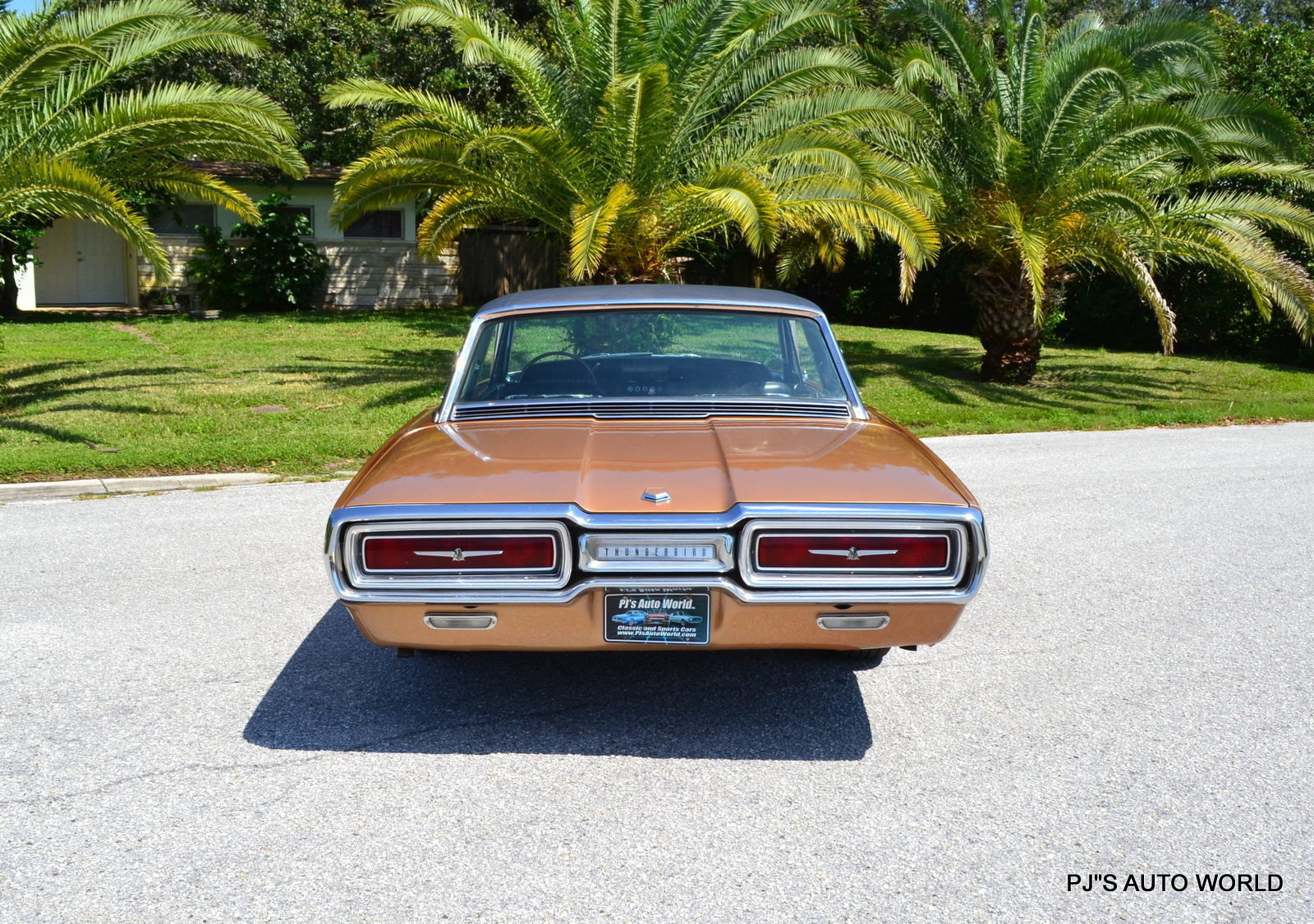 1964 Ford Thunderbird Berlin Motors Tail Light For Sale