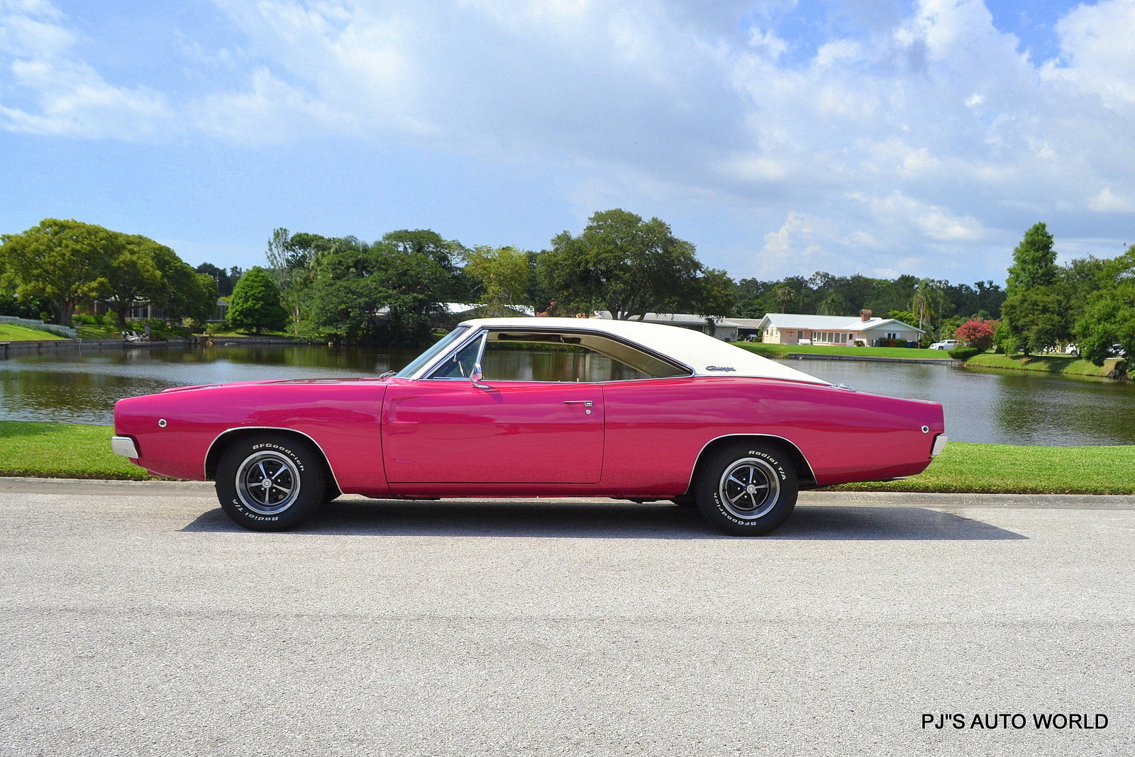 1968 Dodge Charger for sale #98542 | MCG