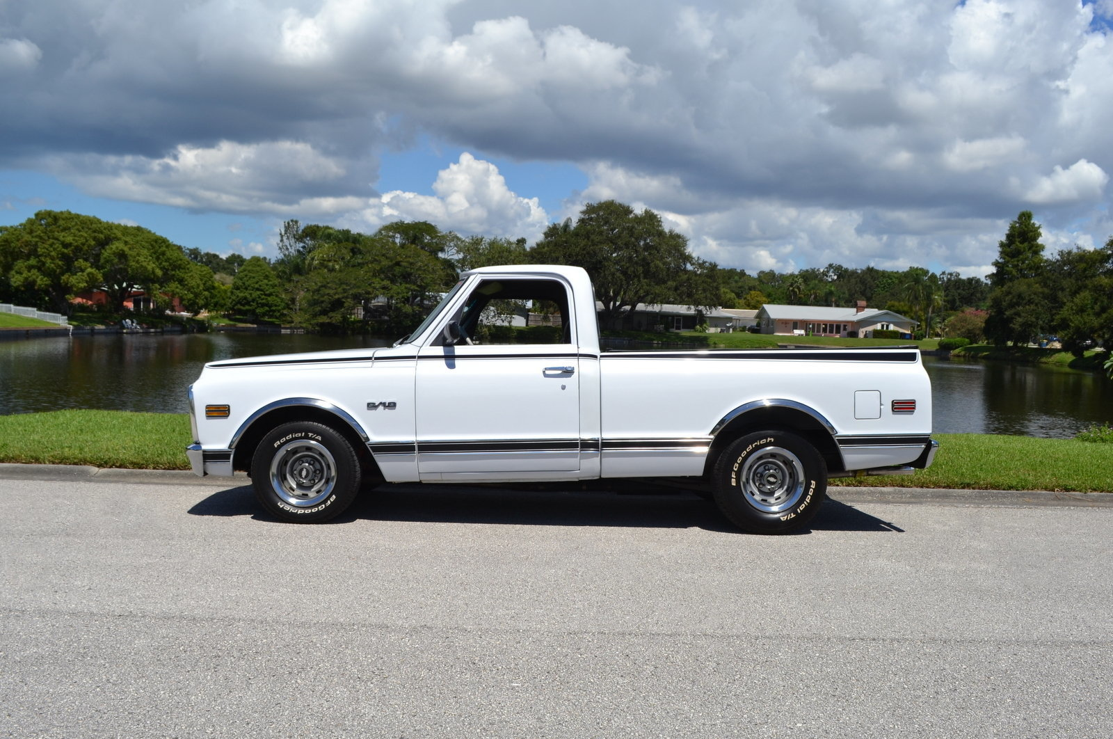 1969 Chevrolet C K 10 Pjs Auto World Classic Cars For Sale Gmc Pickup Truck
