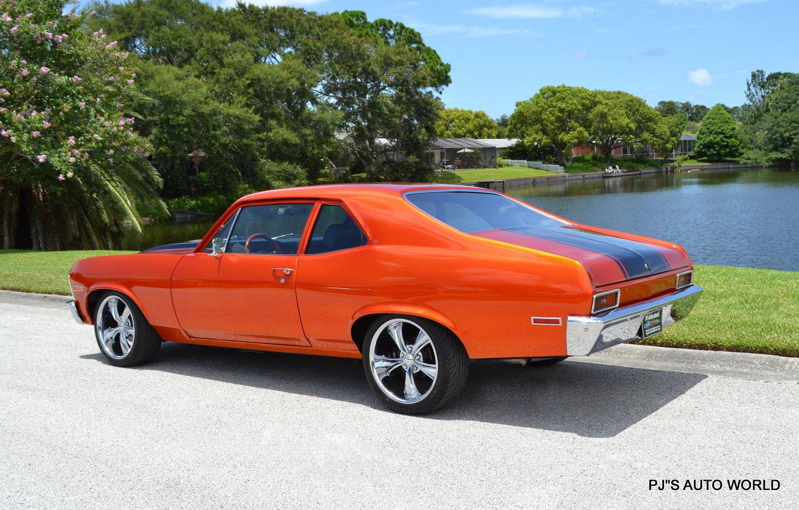 1972 Chevrolet Nova Pj S Autoworld