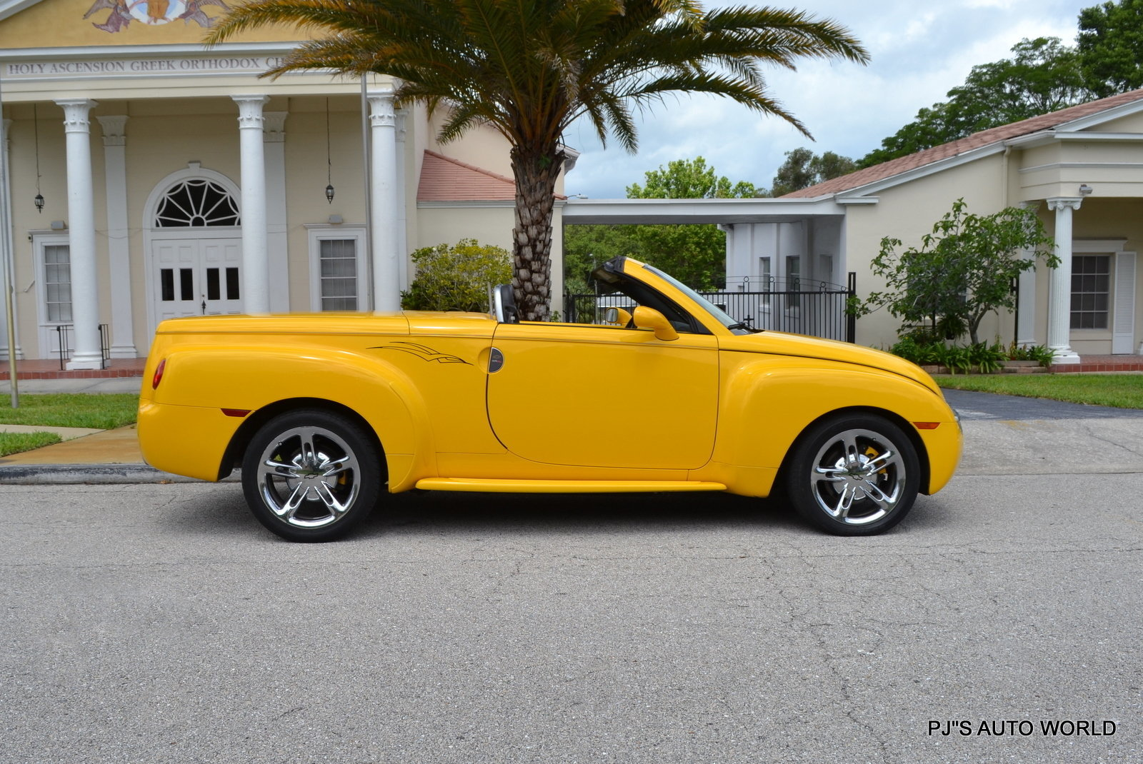 2003 Chevrolet Ssr Pj S Auto World Classic Cars For Sale