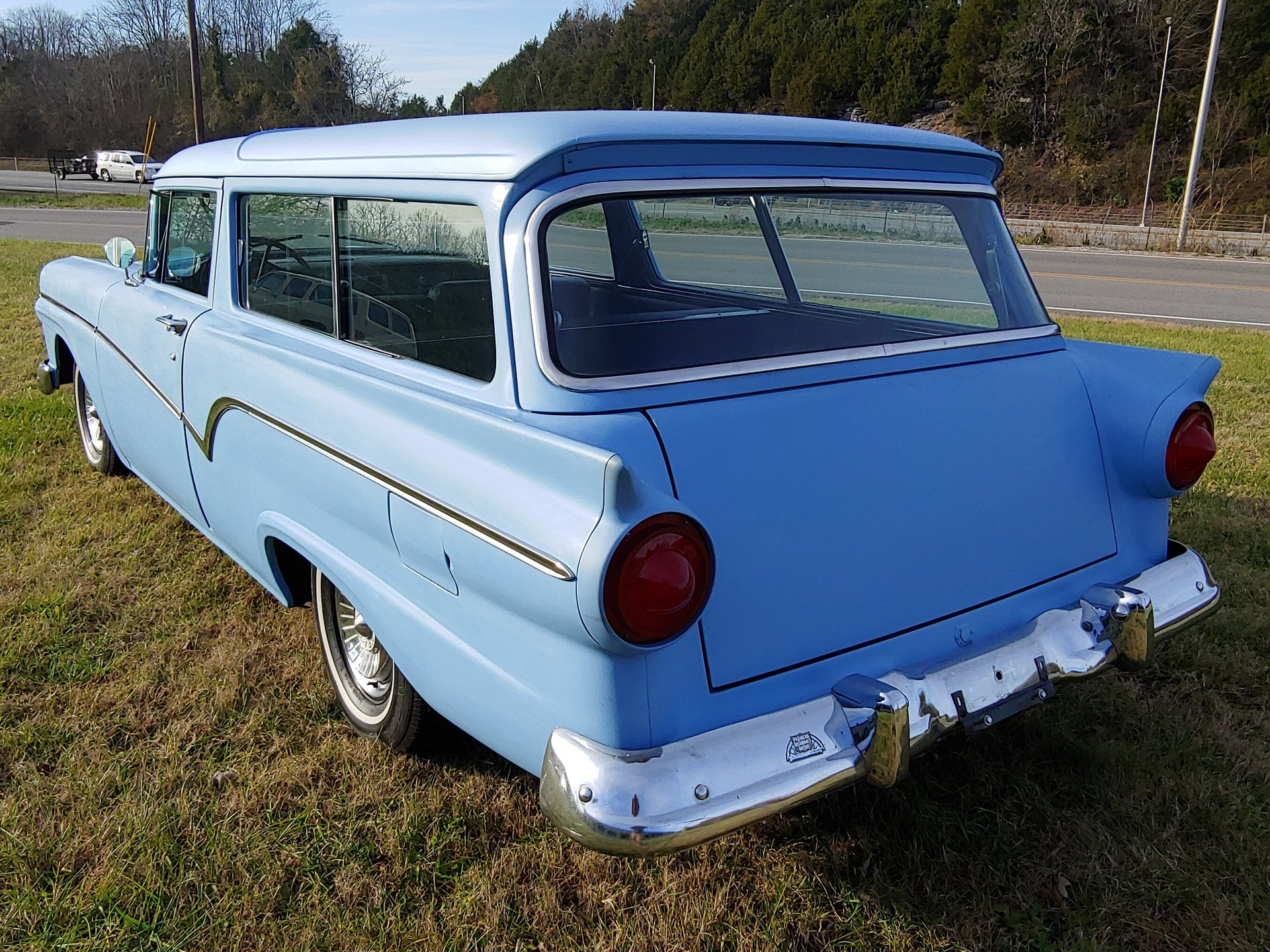1957 Ford Ranch Wagon for sale #108469 | MCG