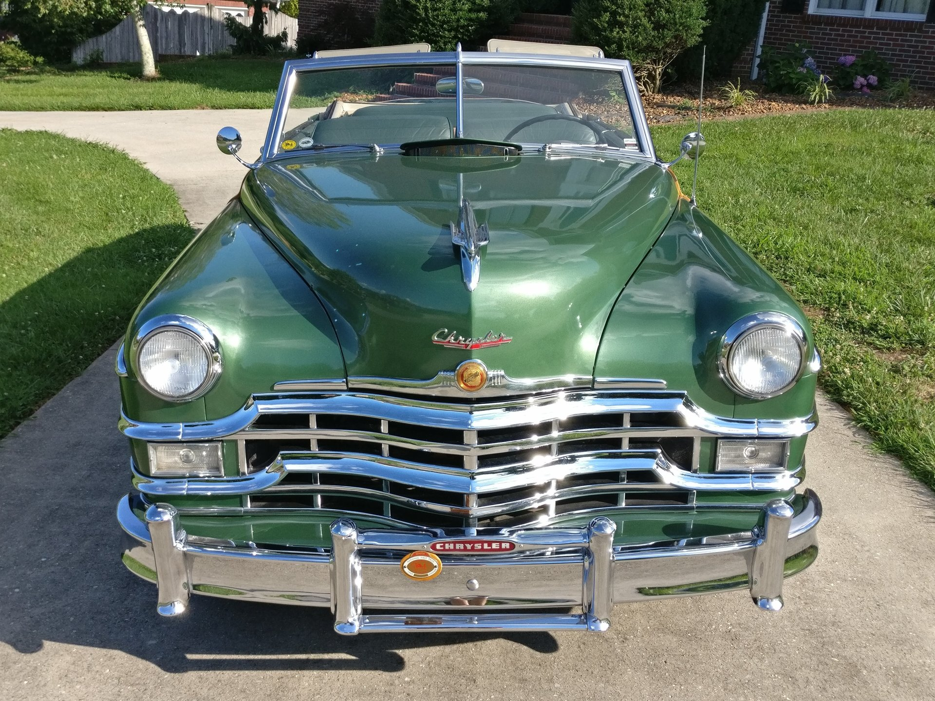 1949 Chrysler Town And Country For Sale 103949 Mcg