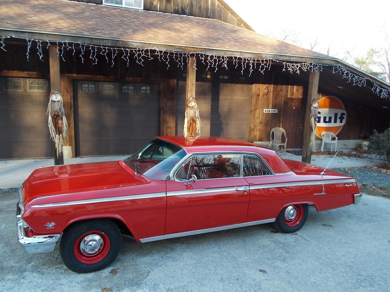 110694b9dc6fe hd 1962 chevrolet impala 409 hardtop