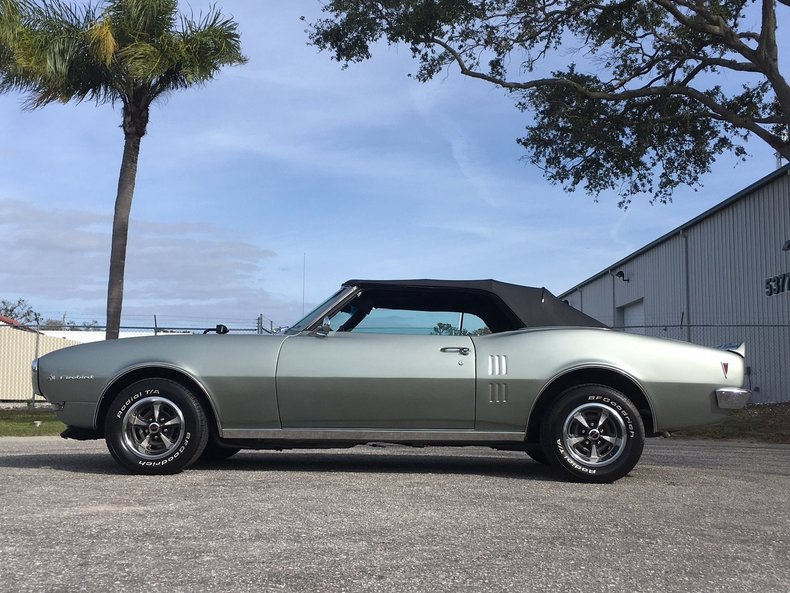 1968 Pontiac Firebird Premier Auction