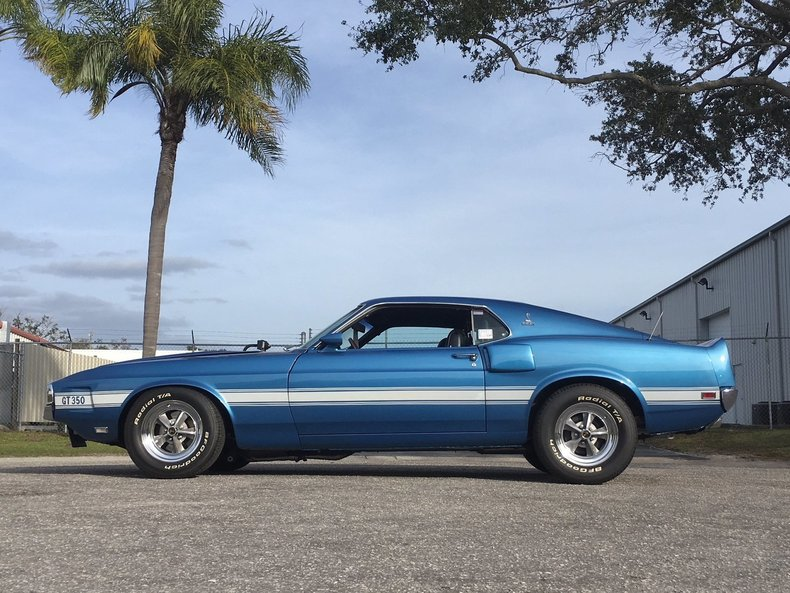 1969 Ford Mustang Premier Auction