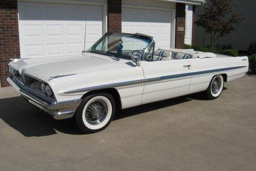 11993bc219c86 hd 1961 pontiac bonneville convertible