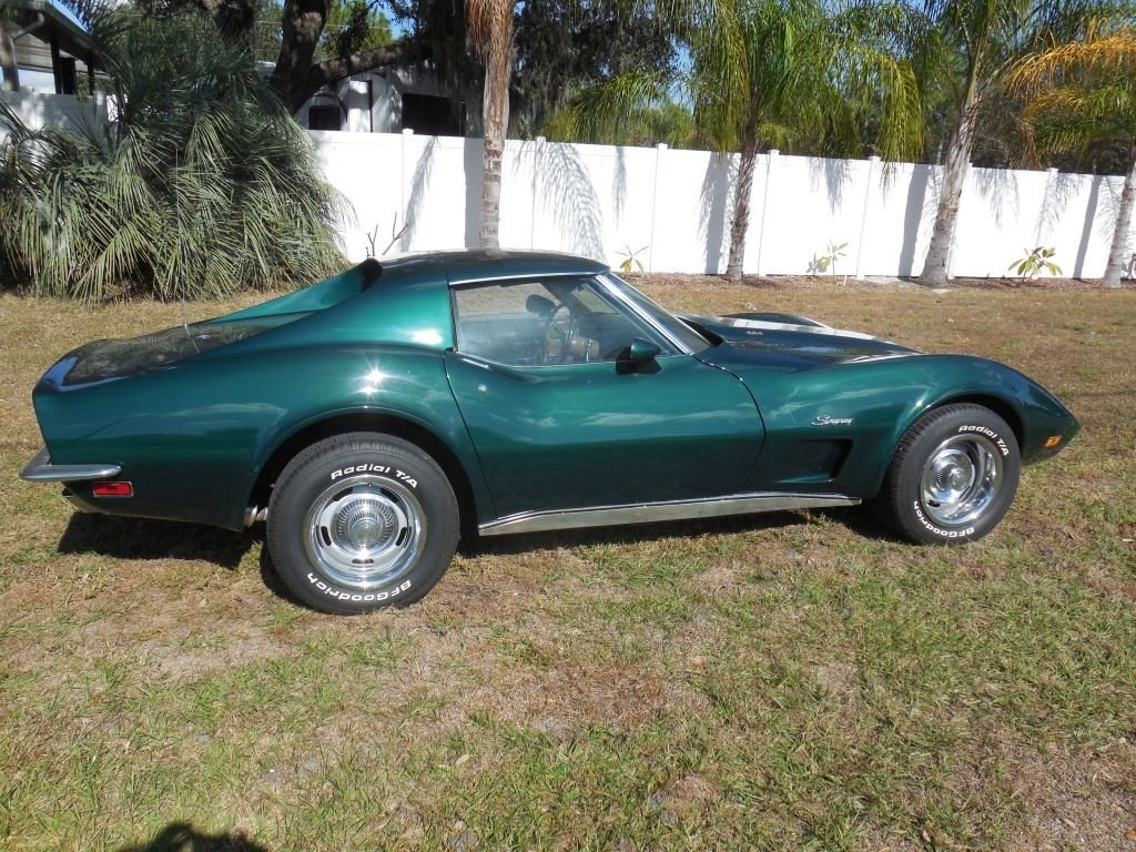 113525ab0b46b hd 1973 chevrolet corvette coupe