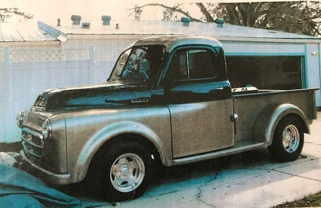 1953 Dodge 1/2-Ton Pickup