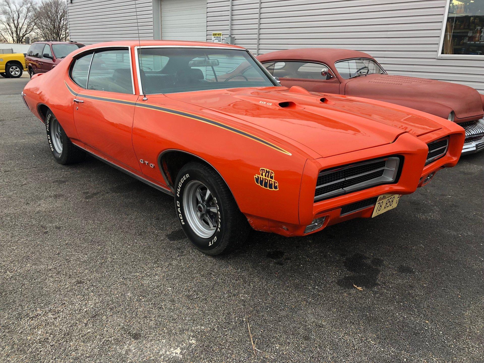 115999ba6f4e8 hd 1969 pontiac gto judge coupe