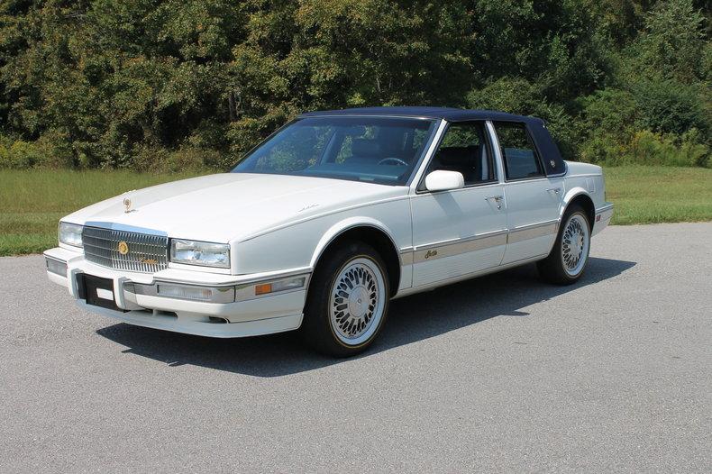 1991 Cadillac Seville Premier Auction