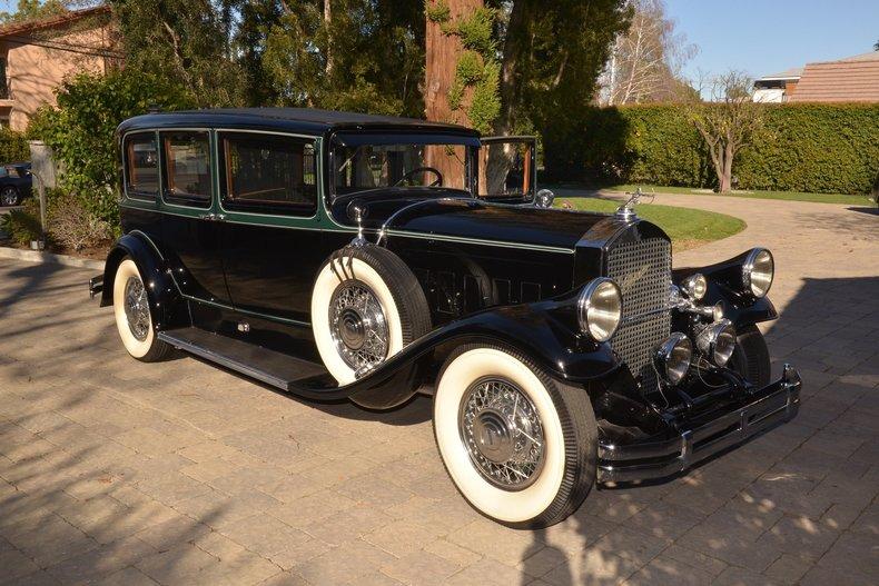 1929 Pierce-Arrow Model 126
