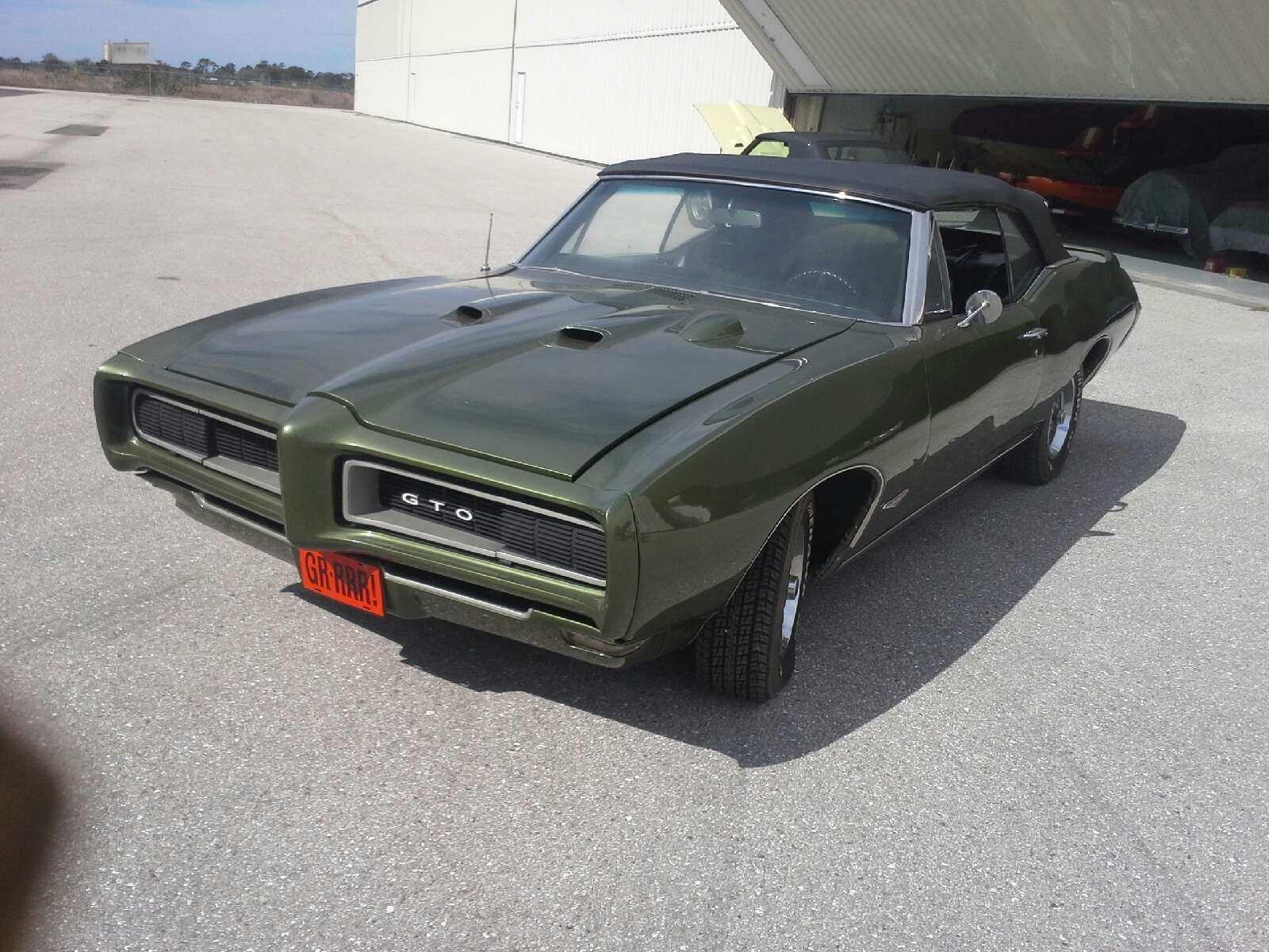 122355bd9274e hd 1968 pontiac gto convertible
