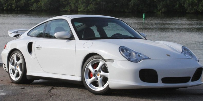 2002 Porsche 911 Premier Auction