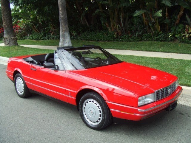 1993 Cadillac Allante | Premier Auction
