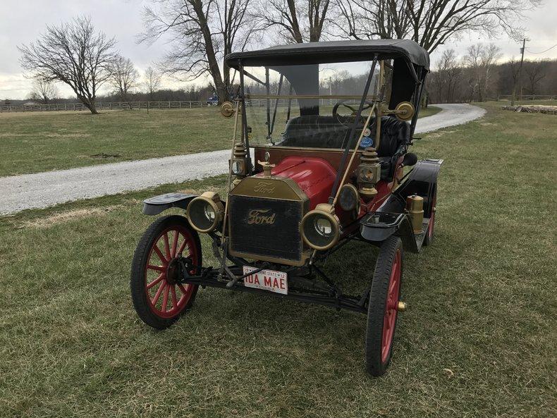 1912 Ford Model T Premier Auction