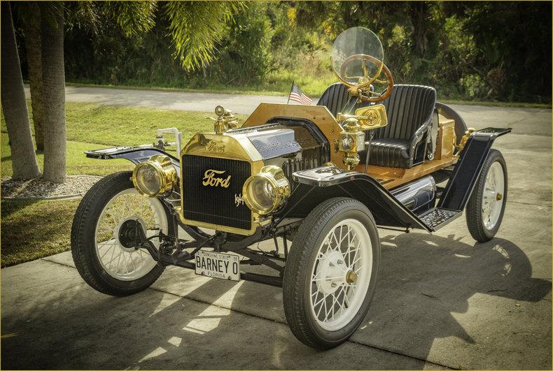 1914 Ford Model T Premier Auction