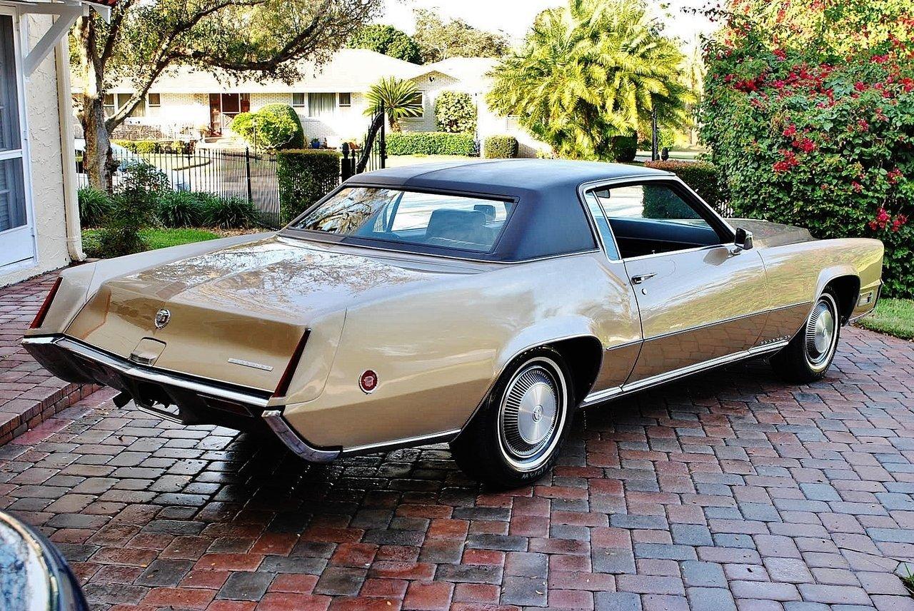 1970 Cadillac Eldorado Premier Auction