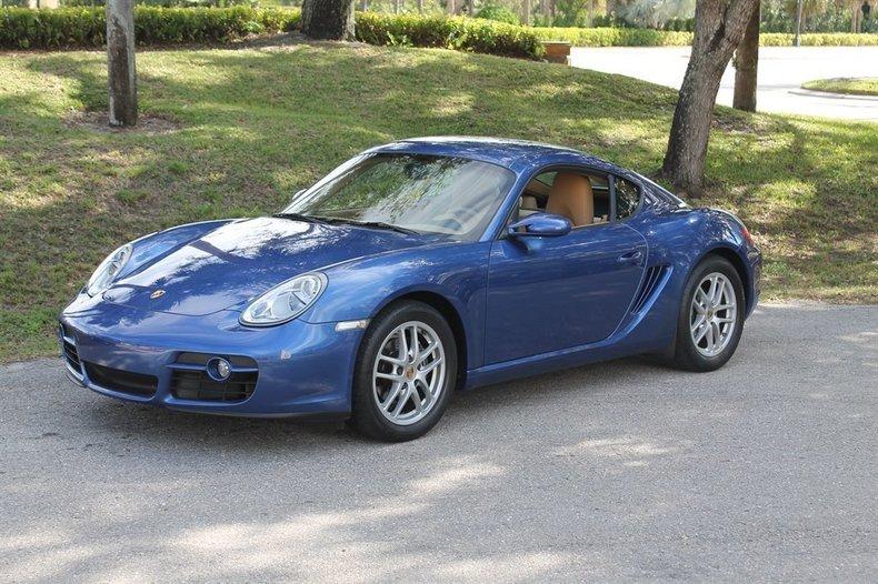 2008 Porsche Cayman Premier Auction