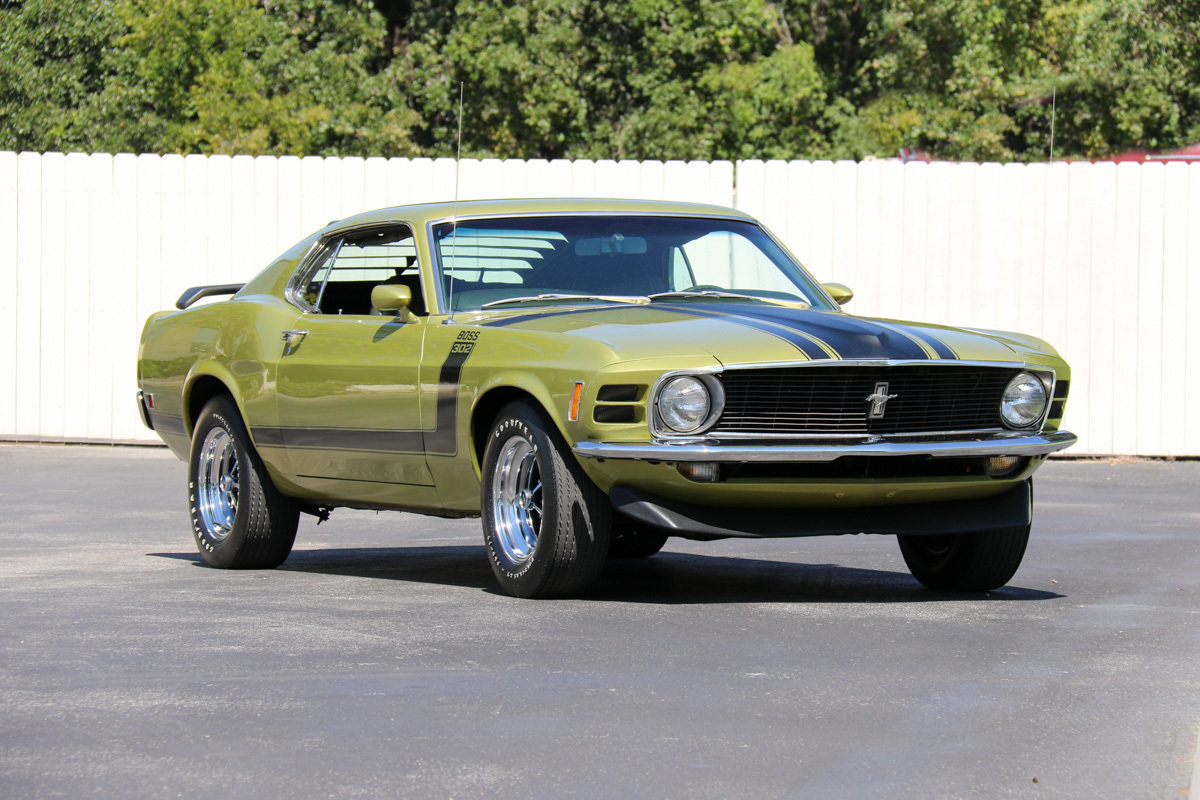 1970 Ford Mustang Boss 302 Premier Auction For Sale 188003cd737dd Hd