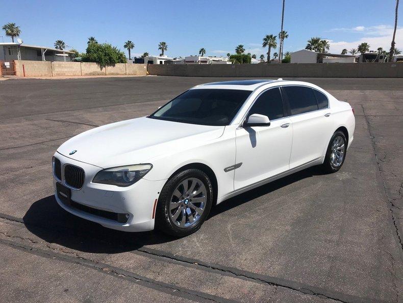 2009 BMW 750li | Premier Auction