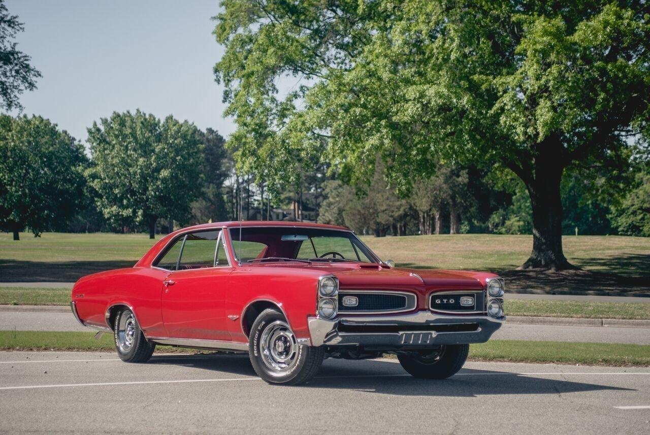 2260925c57c66 hd 1966 pontiac gto coupe