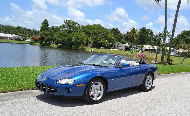 1997 Jaguar XK8 Convertible for sale #108892 | MCG