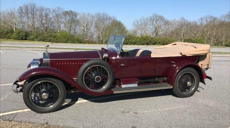 1924 Rolls-Royce Silver Ghost Pall Mall