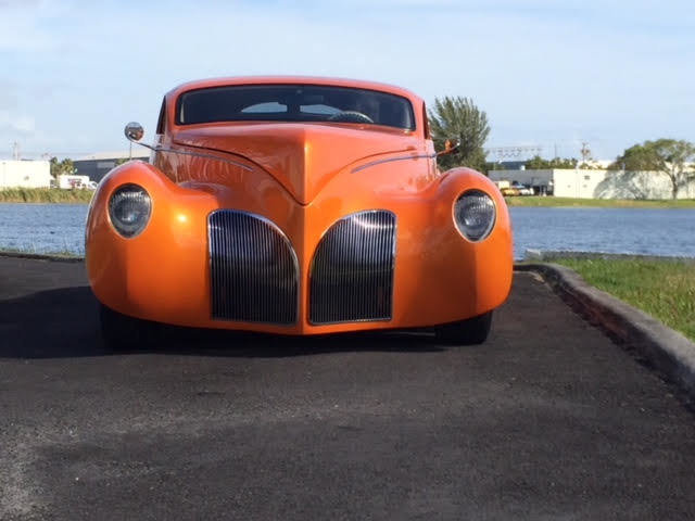 1939 Lincoln Zephyr Street Rod Coupe For Sale 105892 Mcg