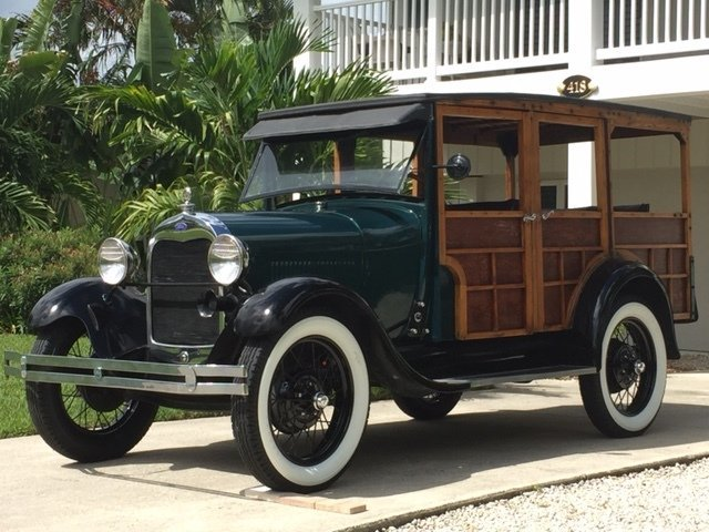 1928 Ford Model A Premier Auction