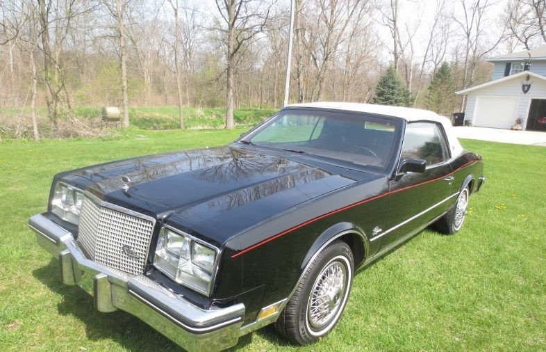 1982 Buick Riviera