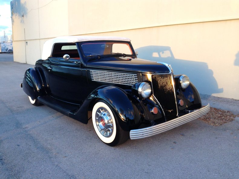 1936 Ford Custom