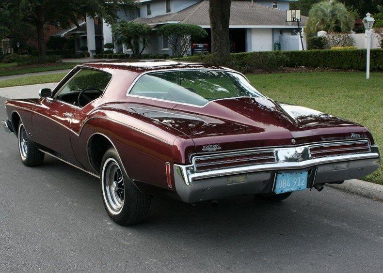 1973 Buick Riviera Premier Auction