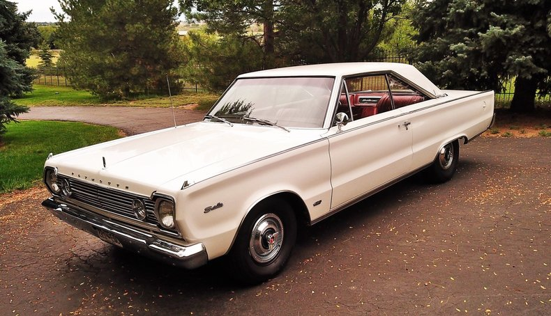 1966 Plymouth Satellite Premier Auction