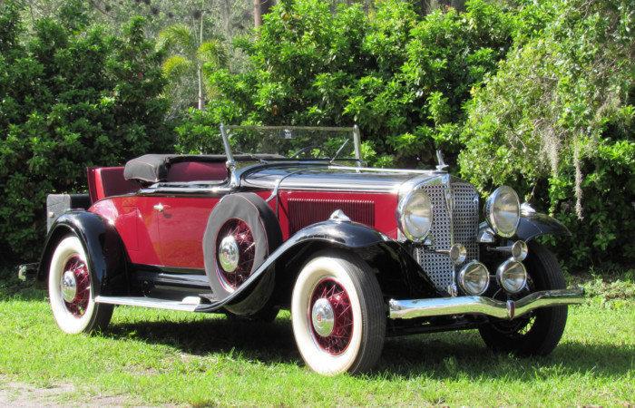 1931 Studebaker President Four Seasons