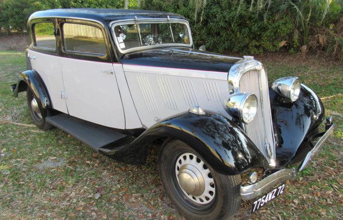 9824ee45daae hd 1934 delahaye model 134 sedan