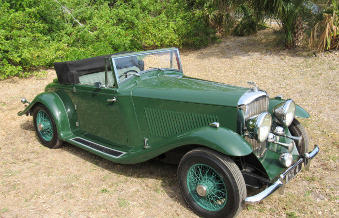 1951 Bentley Special