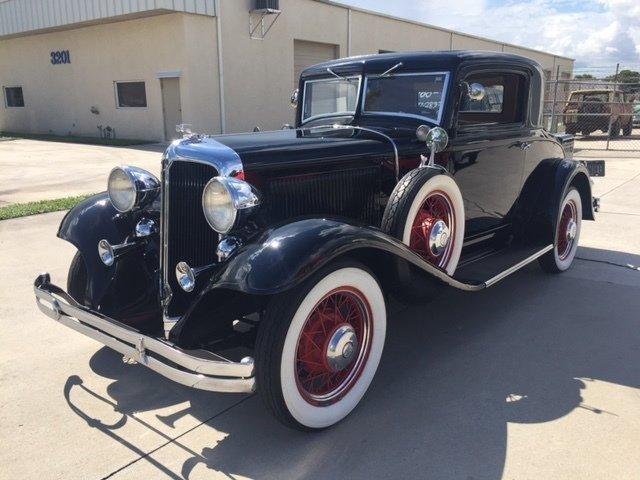 1932 Chrysler Series Six CI