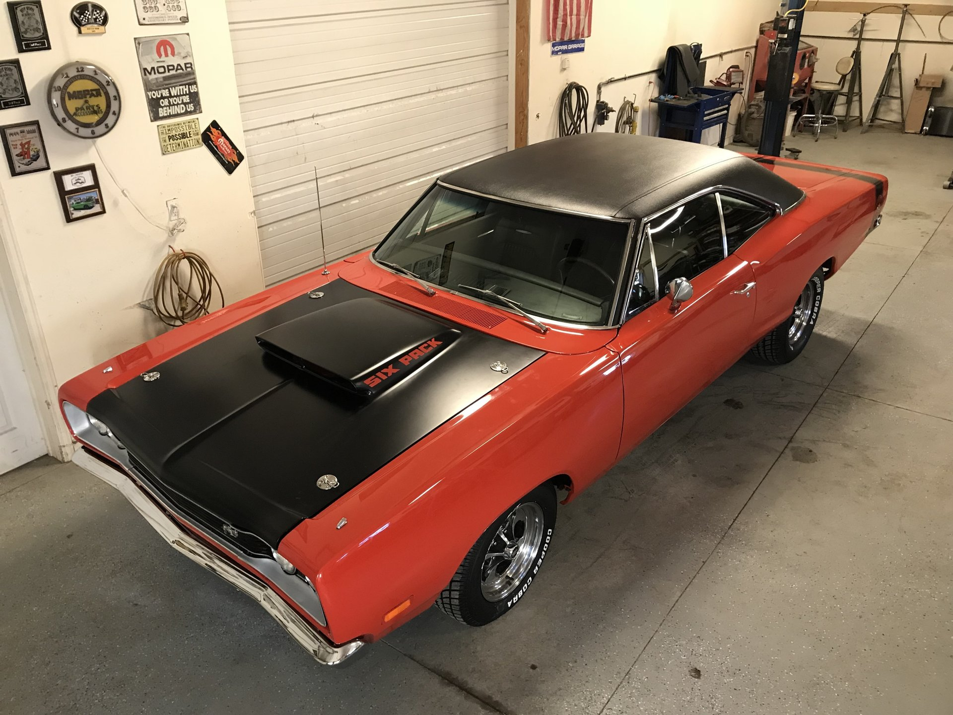 1969 Dodge Super Bee Premier Auction Coronet A12 From The Harlan Hodge Collection Selling At No Reserve A True Car 1 2